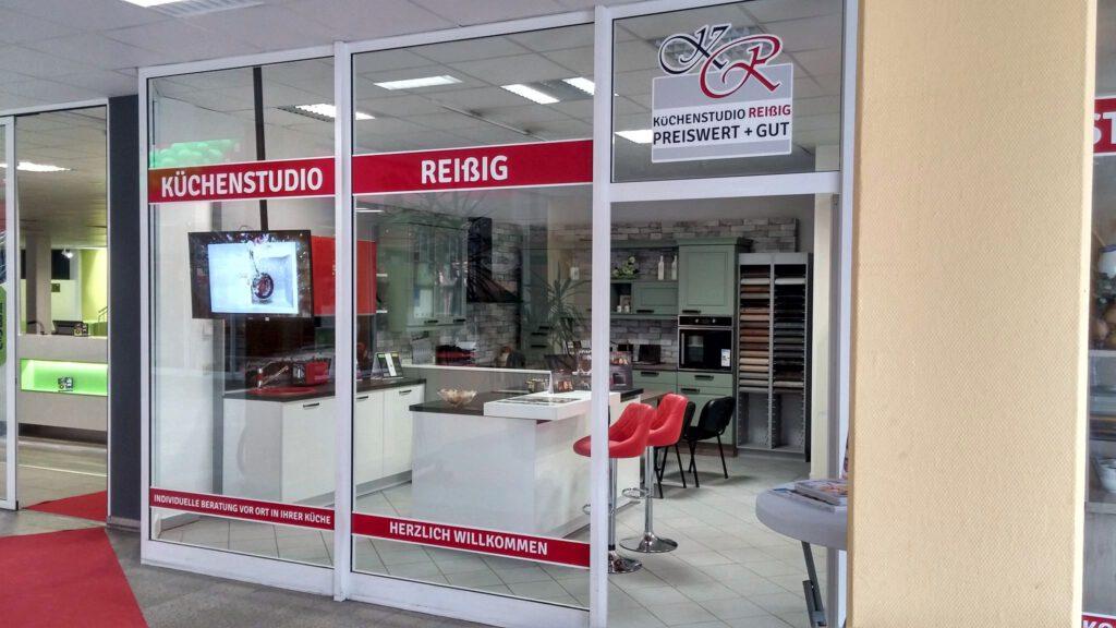 Filialen Küchenstudio Reißig - Filiale Citycenter Schmalkalden