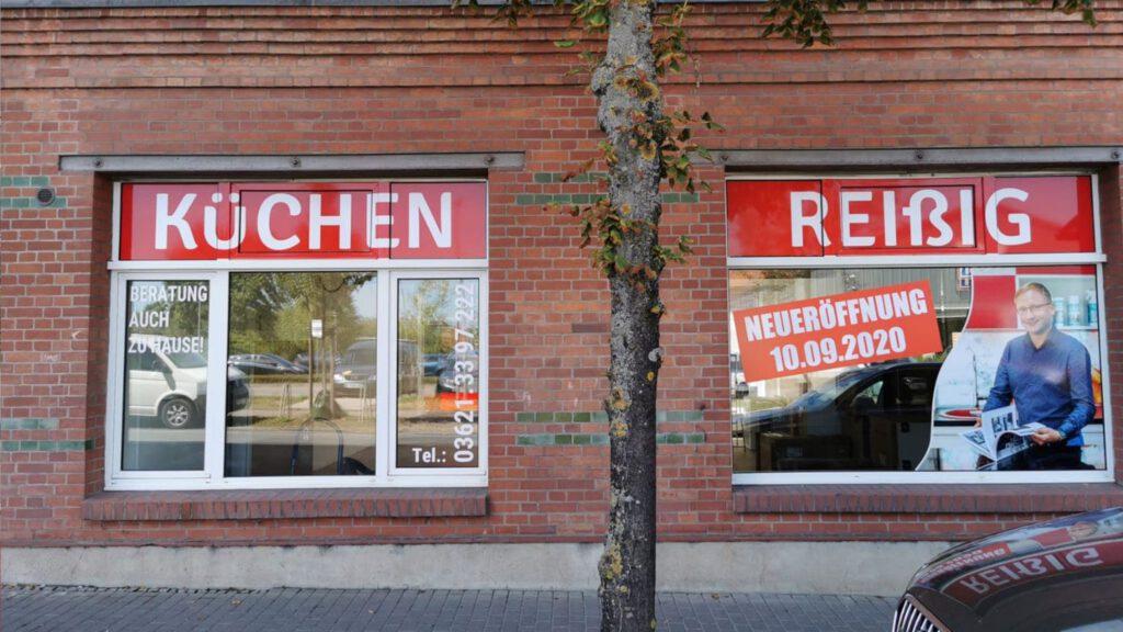 Filialen Küchenstudio Reißig - Filiale Gotha